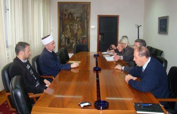 Muftija se susreo s načelnikom Tuzle