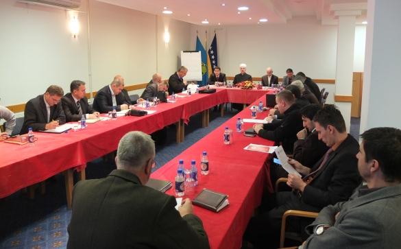 Održana tematska sjednica Savjeta muftije tuzlanskog o mektebskoj nastavi