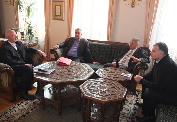 Nastavljeni razgovori o izgradnji islamskog centra u Lukavcu
