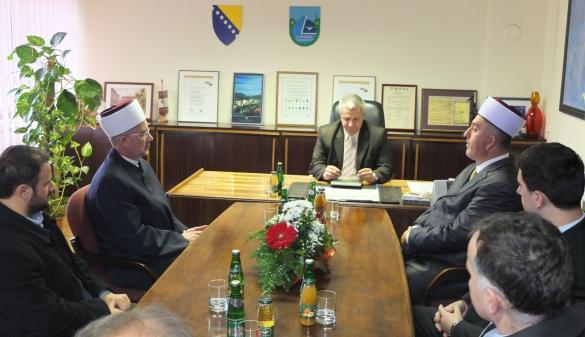U Lukavcu o islamskom centru