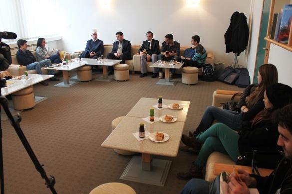 Prijem za predstavnike Mreže vijeća učenika Tuzlanskog kantona