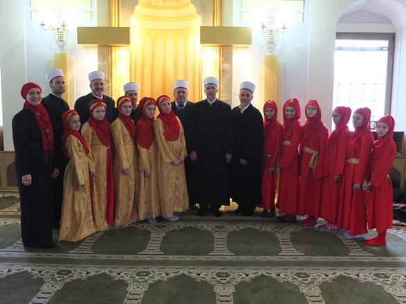 U Orašju muftija podsjetio na vrijednosti džemata