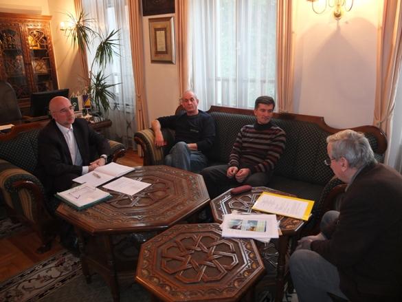 Muftijin susret s Modričanima