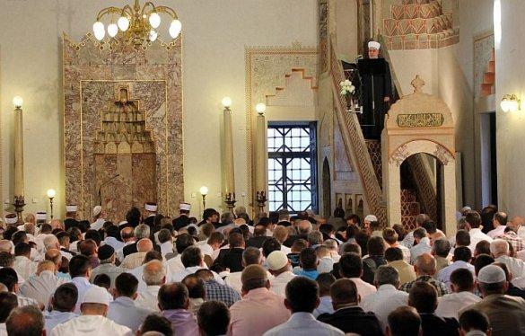 Hutba Reisu-l-uleme u Begovoj džamiji u Sarajevu