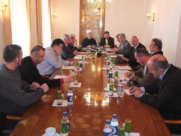 Sjednica Glavnog odbora Udruženja ilmijje održana u Tuzli