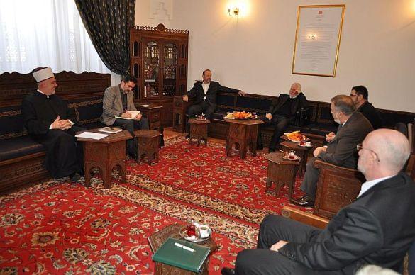 Reisu-l-ulema održao sastanak s muftijama