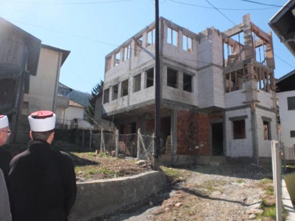 O izgradnji Durmića vakufa u Vlasenici