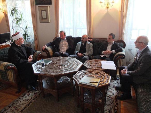 Uskoro protokol o saradnji Muftijstva i EMMAUS-a