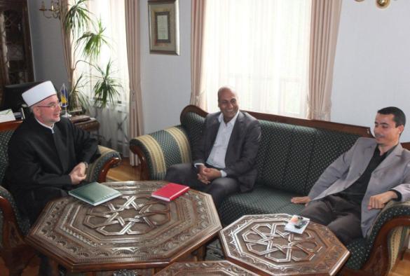 Obećana pomoć za izgradnju islamskog centra u Lukavcu