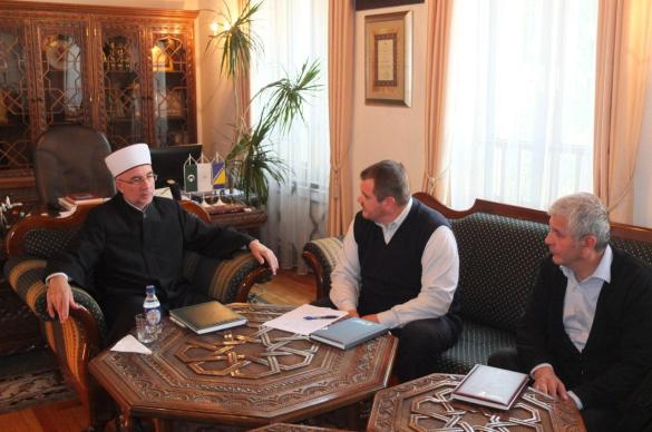 Teku pripreme za otvorenje Atik džamije u Bijeljini