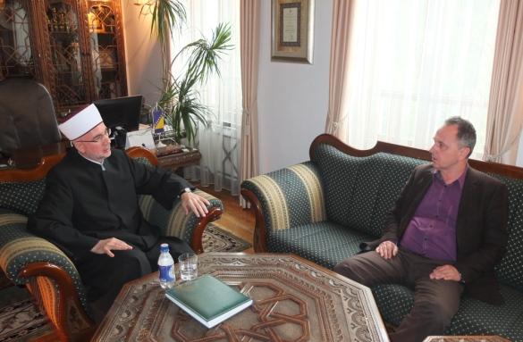 Susret s ministrom Kunićem