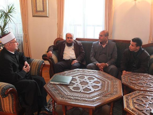 Muftija se zahvalio za pomoć Rahme iz Kuvajta muslimanima u BiH