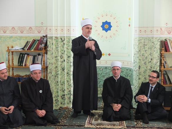 Reisu-l-ulema u posjeti Muftijstvu tuzlanskom