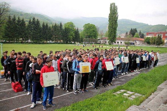 Održani XV sportski susreti srednjoškolskih ustanova Islamske zajednice
