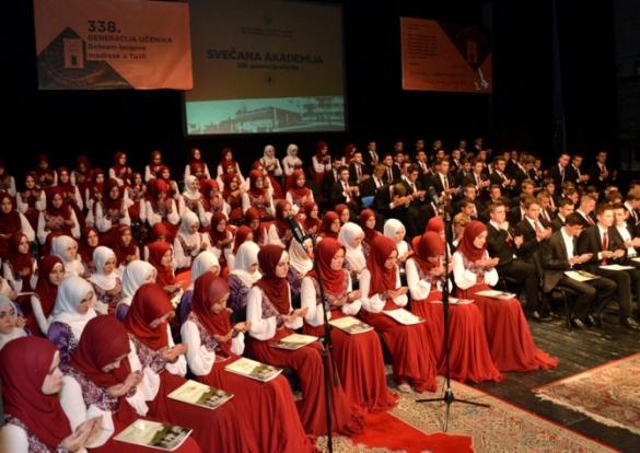 Akademija 338. generacije maturanata