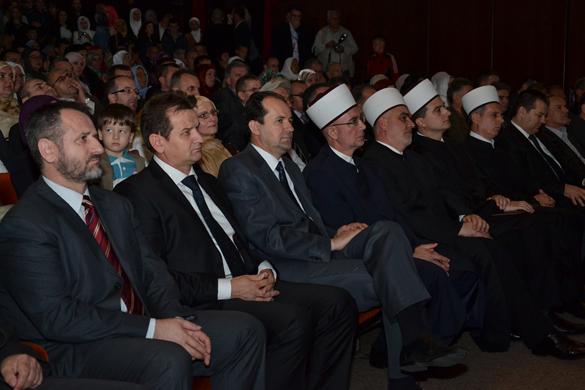 Reisu-l-ulema primio premijera Tuzlanskog kantona