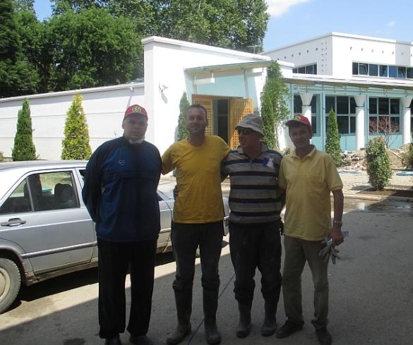 Bosanski Šamac: Pomoć imama Lukavca i Brčkog