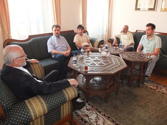 Razgovori o obnovi džamije u Cerskoj