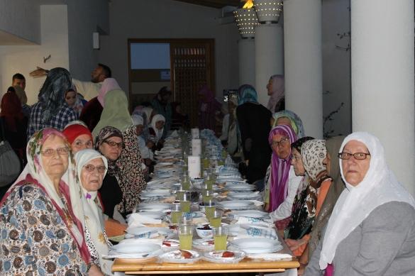 Iftar prijateljica u Bosanskom Šamcu
