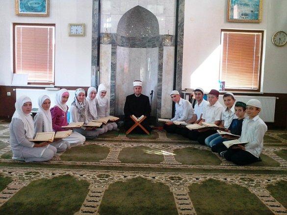 Srebrenik: Ramazanske aktivnosti džemata Lušnica