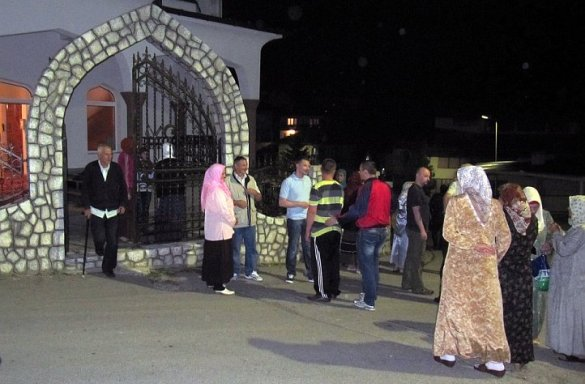 Ramazan u Srebrenici