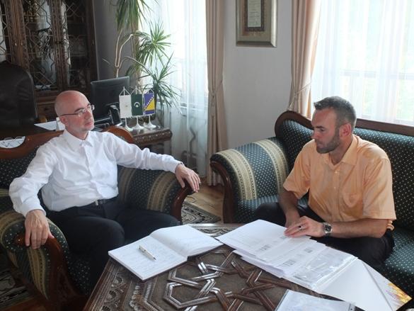 Karahmetović o stanju u Bosanskom Šamcu