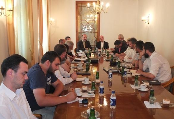 Održana sjednica koordinacije bošnjačkih nevladinih organizacija