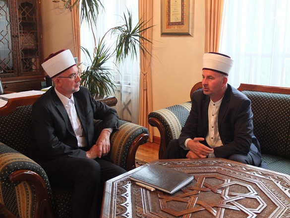 Muftija goraždanski u Tuzli