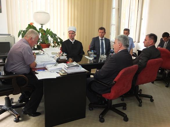 Potpisan sporazum o pomoći Islamske zajednice najugroženijem stanovništvu Gračanice