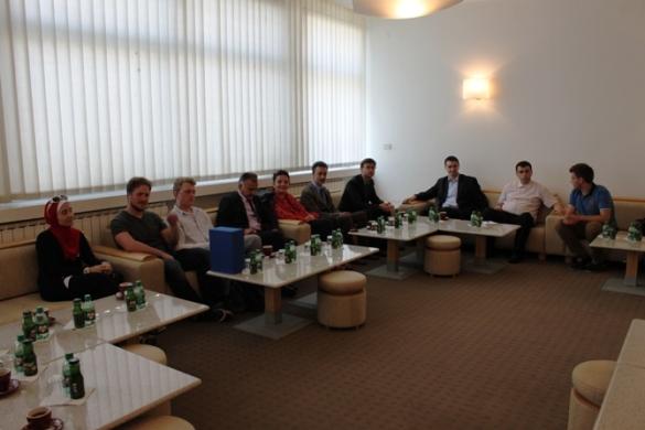 Uspostavljena saradnja s Goethe univerzitetom u Frankfurtu