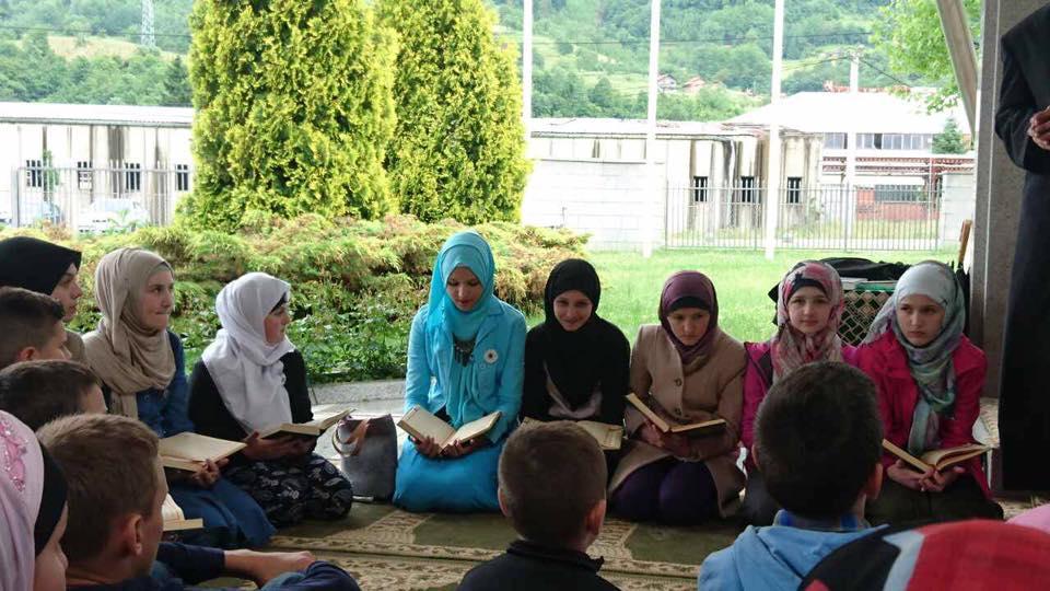 Doček ramazana u Srebrenici