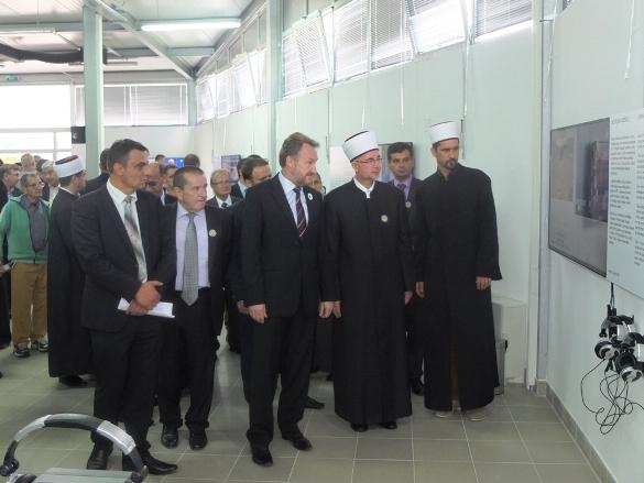 Obilježena 11. godišnjica Memorijalnog centra Potočari i otvoren Dokumentacioni centar