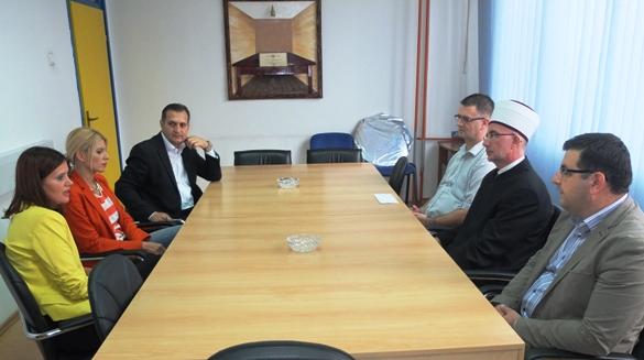 Islamska zajednica cijeni društvenu ulogu RTVTK