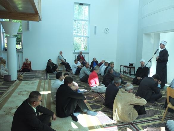 Islamska zajednica je uz džematlije Bosanskog Šamca