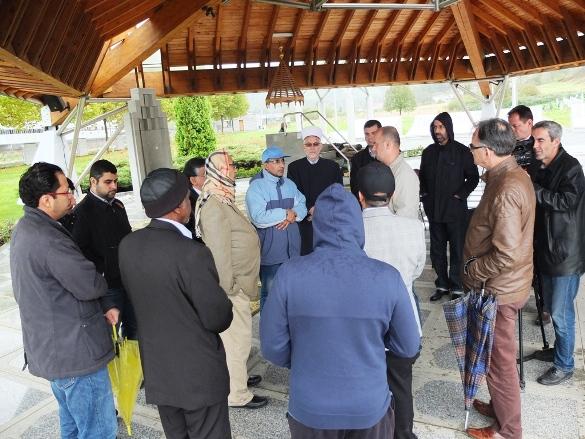 Delegacija Ujedinjenih Arapskih Emirata u Srebrenici i Bratuncu