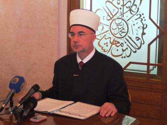 Poruka muftije tuzlanskog na Kurbanski bajram 1435/2014.