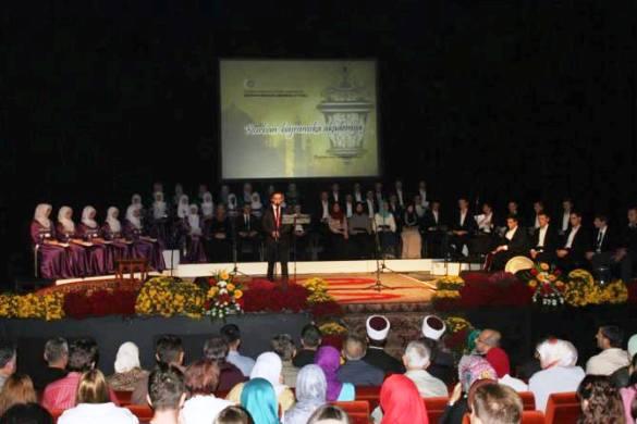 Svečana akademija povodom Kurban-bajrama