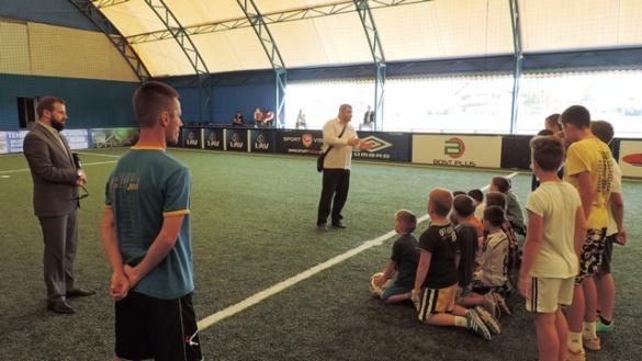 Škola malog nogometa Mektebskog centru u Bijeljini