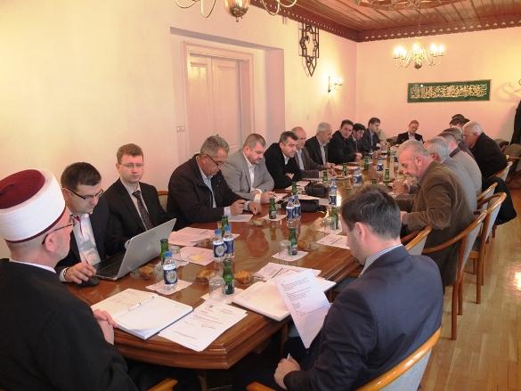 Tematska sjednica Savjeta muftije tuzlanskog