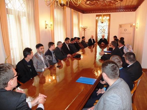 Potpisan sporazum o sanacija šteta od poplava i klizišta na području Muftijstva tuzlanskog