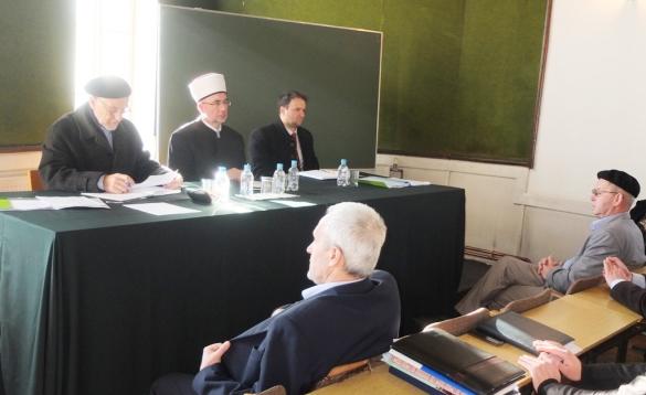 Susret sa gradačačkim imamima