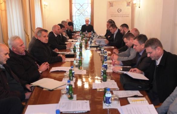 Održana tematska sjednica Savjeta muftije tuzlanskog