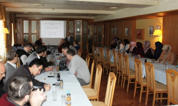 Održani zimski seminari za zaposlenike Behram-begove medrese