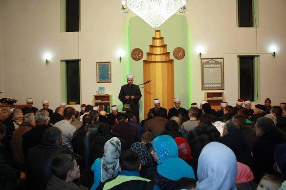 Večer Kur'ana i dodjela svjedodžbi o završenoj hatmi u tuzlanskom džematu Sepetari