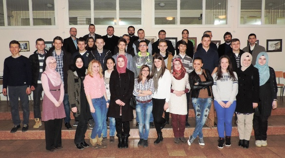 Mladi ljudi kao alternativa nasilju
