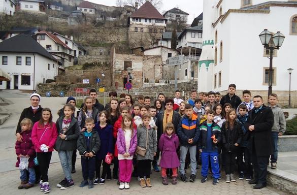 Džemat Centar Srebrenik i džemat Omerbašici na mektebskoj ekskurziji u Zagrebu i Bihaću