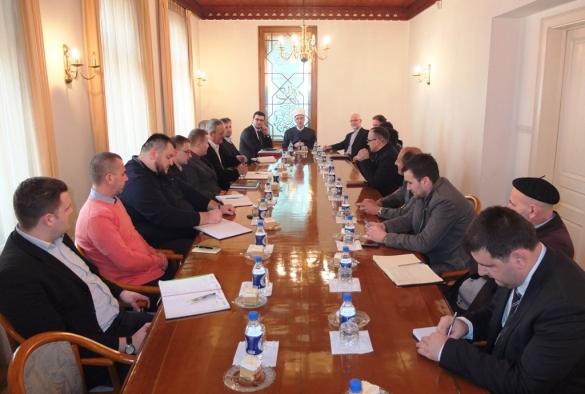 Konstituiran Okružni odbor Ilmijje u Tuzli