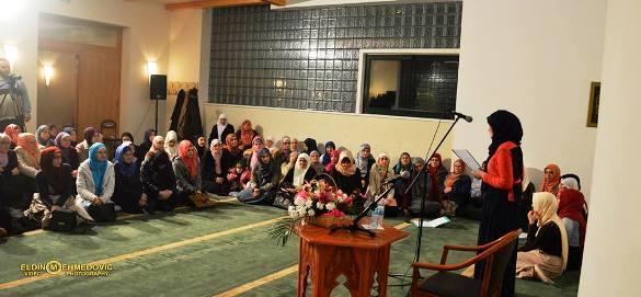 Večer s hafizama: Tuzlanke se počastile s najljepšeg vrela darovane Riječi