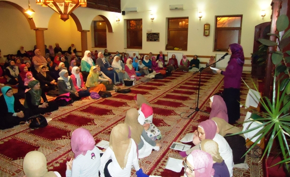 Predavanje i druženje žena u džematu Centar Srebrenik