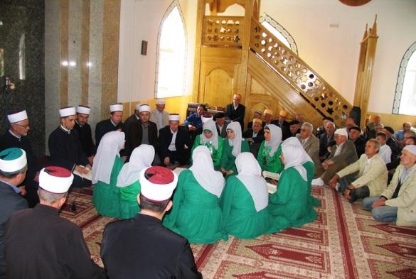Novi učači Kur'ana u Kozluku kod Zvornika